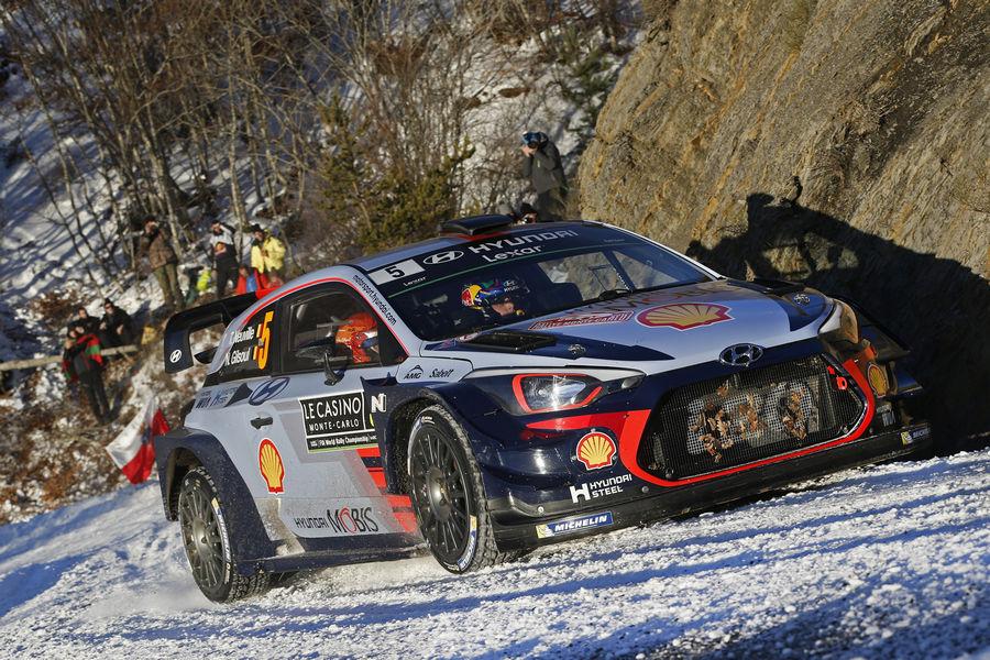 Photo of Shell Nel Wrc Con Hyundai