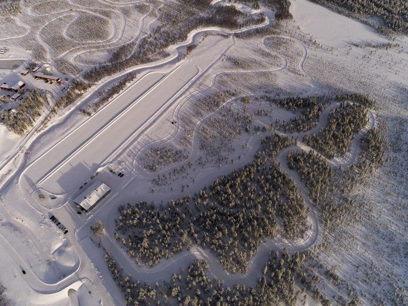 Photo of In Finlandia La Struttura Test Pneumatici Invernali Hankook