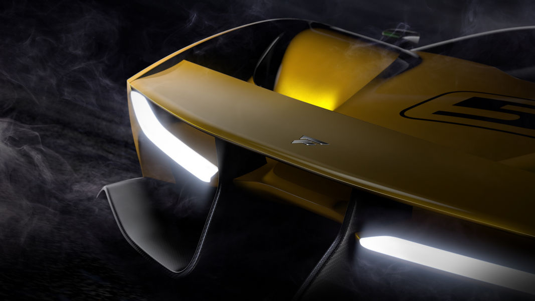 Photo of Fittipaldi Ef7 Vision Gt By Pininfarina