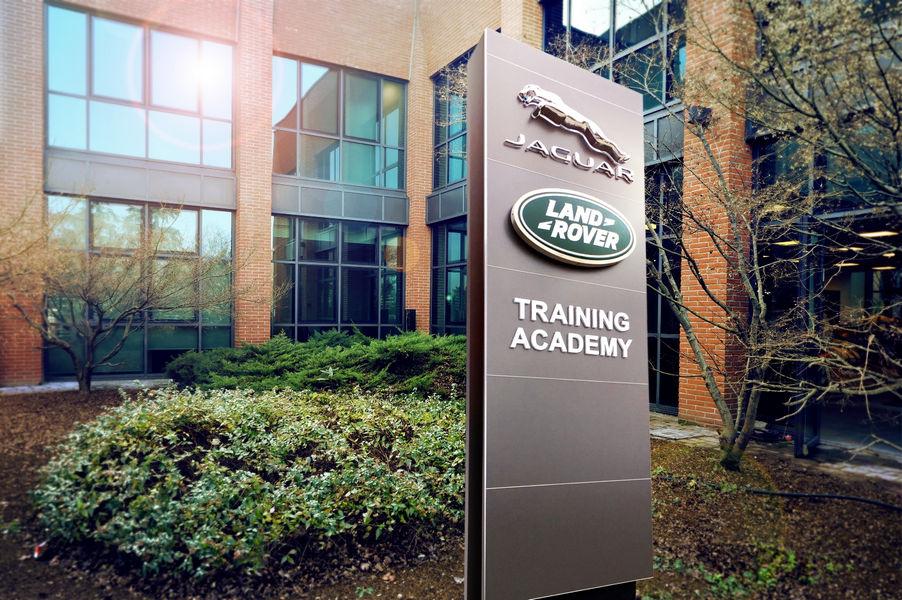 Photo of Jaguar Land Rover Training Academy