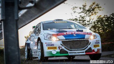 Photo of VIDEO Peugeot 5° Rally di Roma Capitale