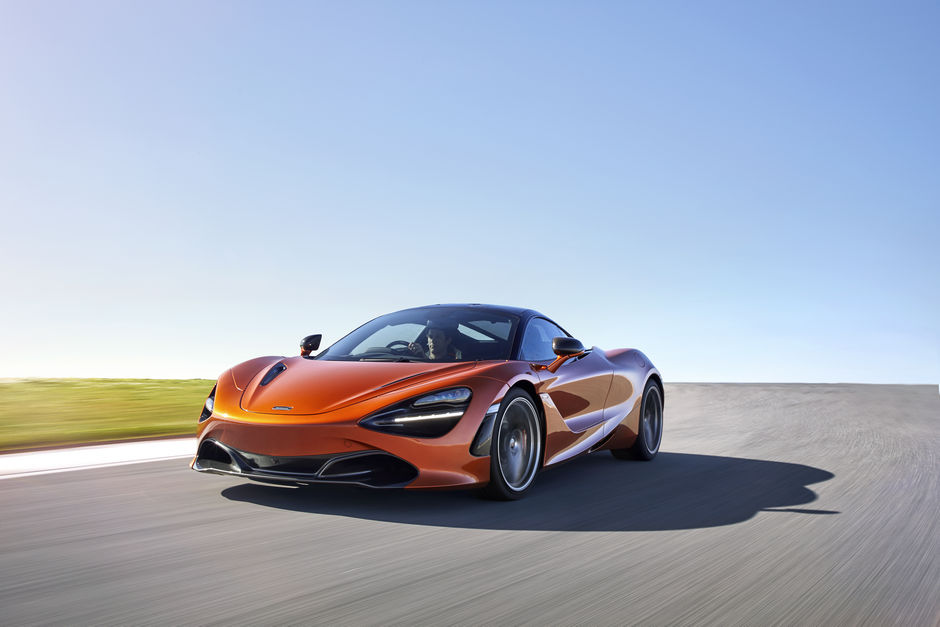 Photo of McLaren 720S Super Series 2017