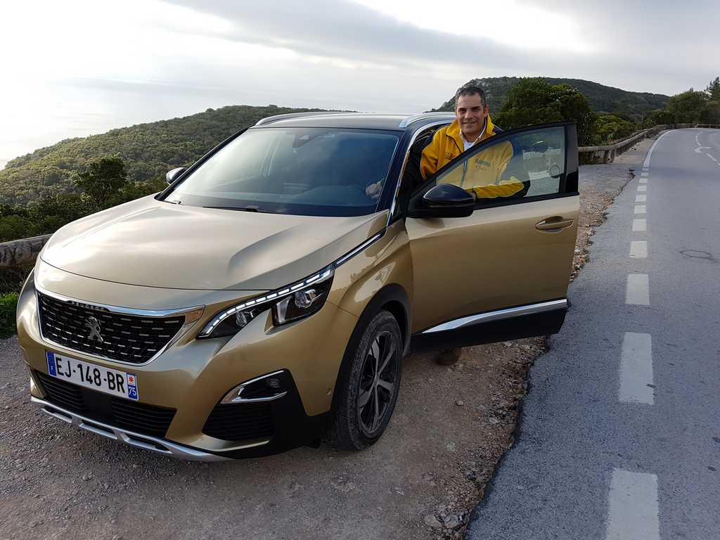 Photo of Nuova Peugeot 5008 Prova su Strada