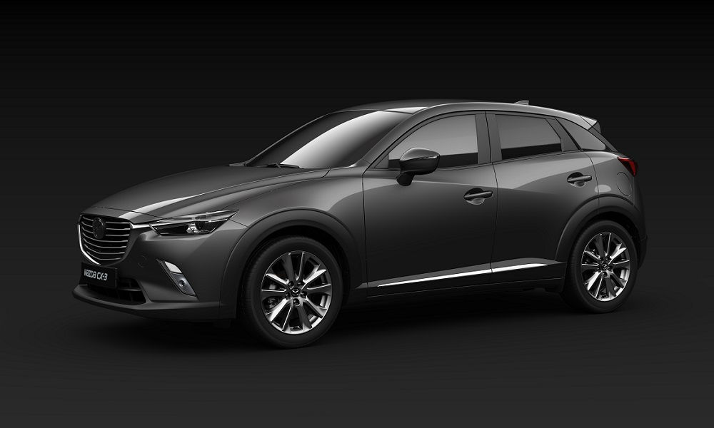 Photo of Mazda Cx-3 Luxury Edition