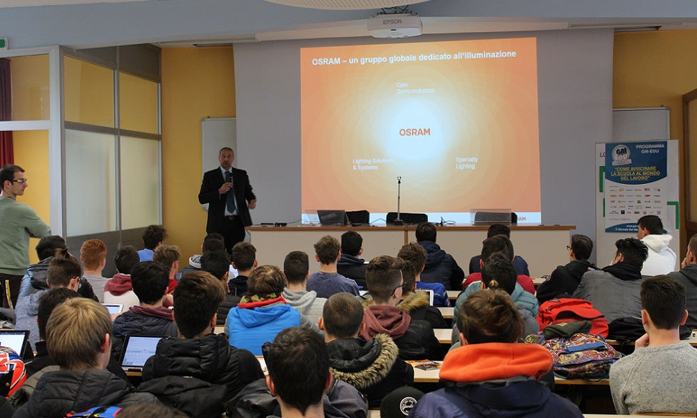 Photo of Corso Osram Programma Gm-Edu