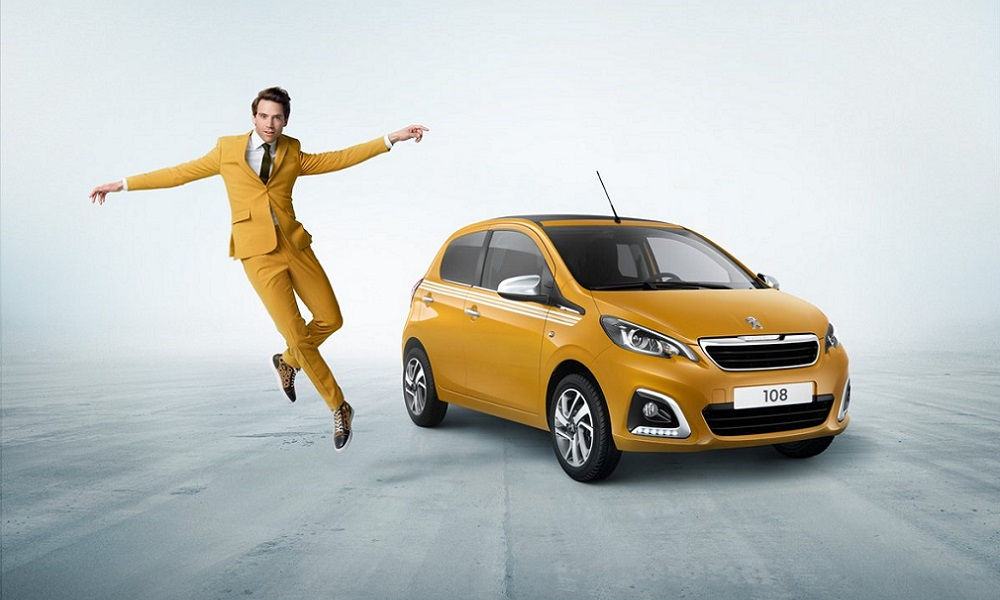 Photo of Peugeot 108 Mika Collection