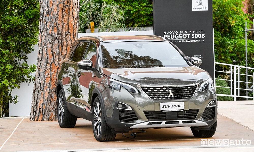 Photo of Peugeot 5008 Debutta In Italia