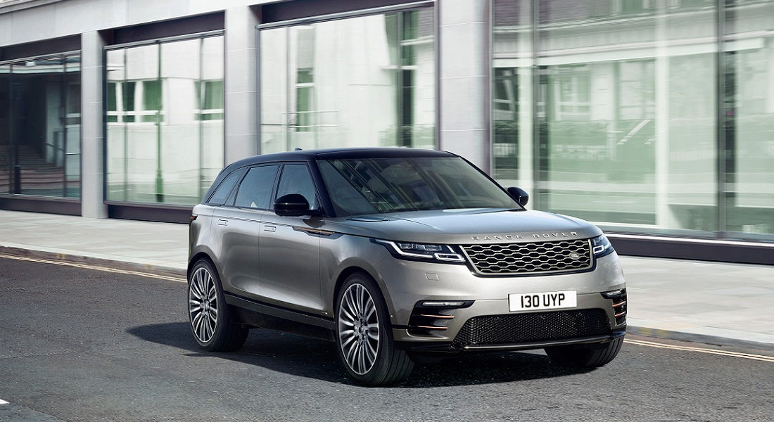 Photo of Nuovo Range Rover Velar