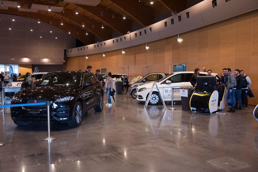 Roma Motor Show 2016 Vallelunga 15.05.2016 Nella foto: interno
