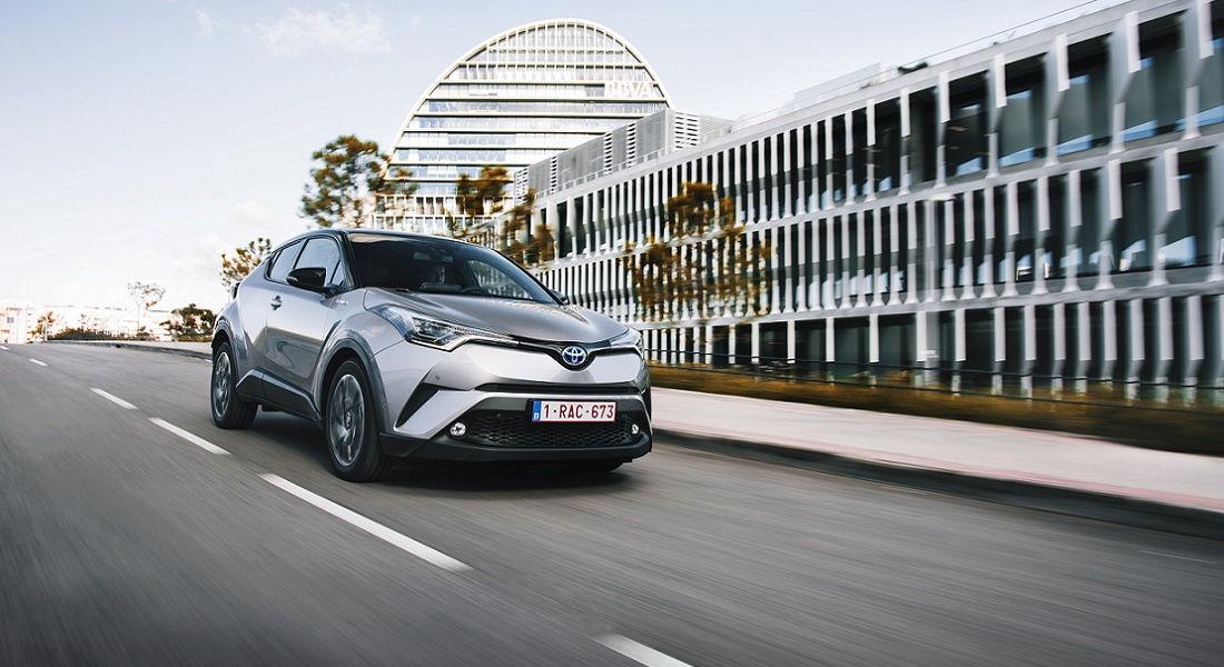 Photo of Crash Test Euro Ncap Toyota C-Hr