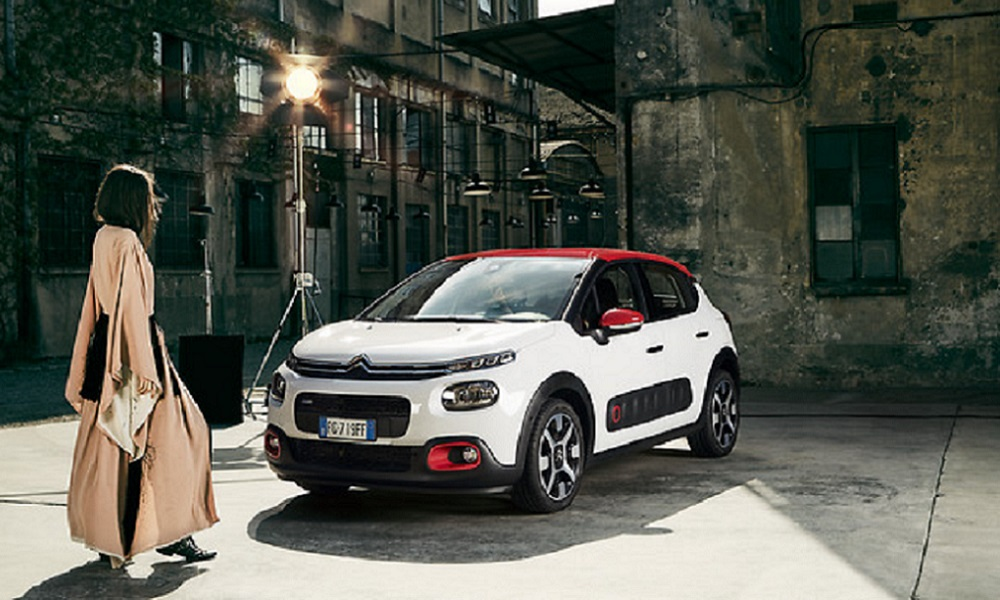 Photo of Citroën C3 Servizio Fotografico Connectedcam