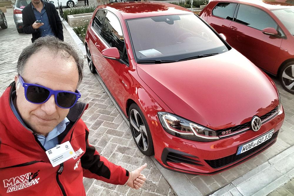 Photo of Volkswagen Golf Gti 2017 Prova Primo Contatto
