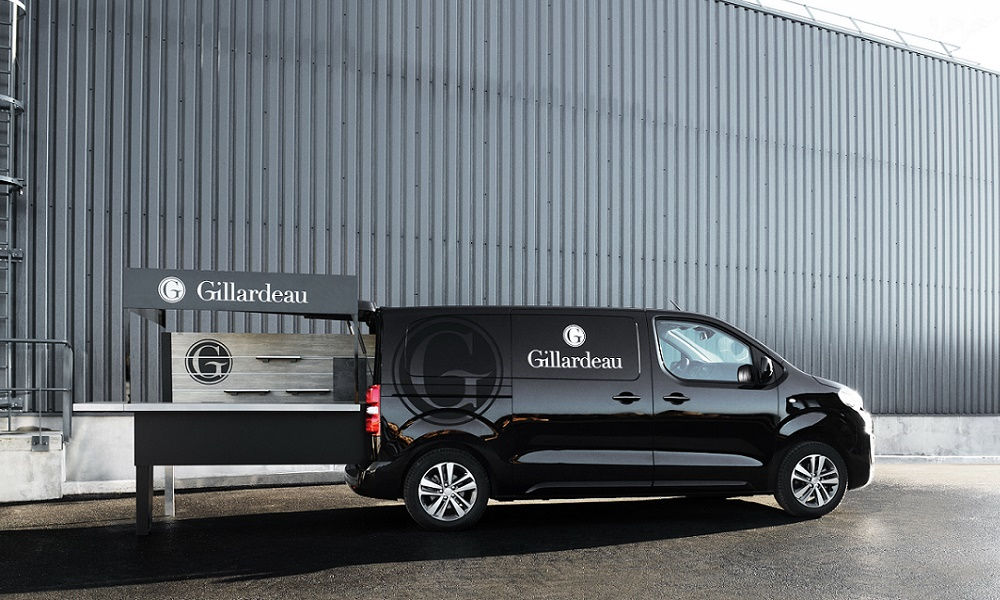 Photo of Peugeot Expert, versione foodtruck Gillardeau