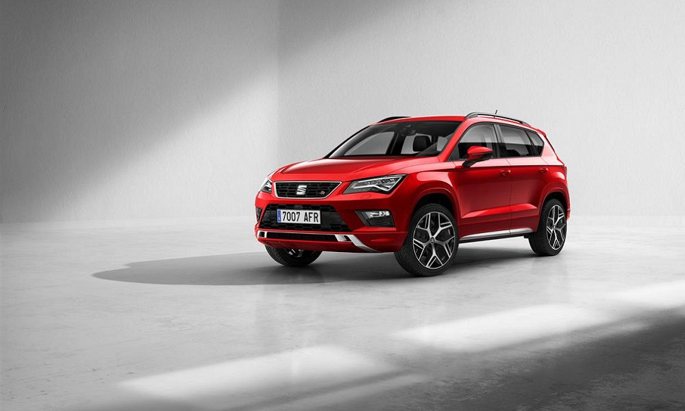 Photo of Nuova Seat Ateca Fr