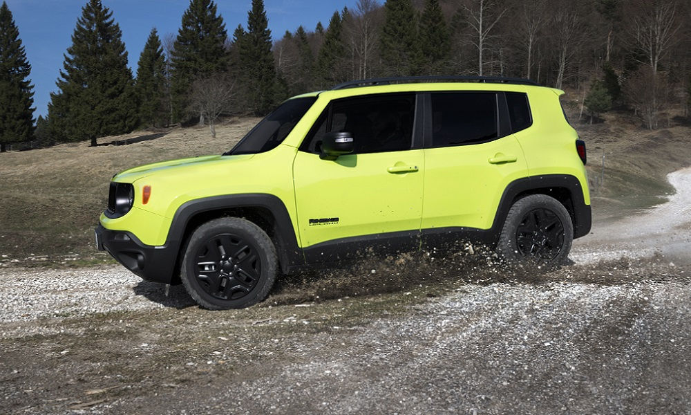 Photo of Jeep Renegade Upland Special Edition