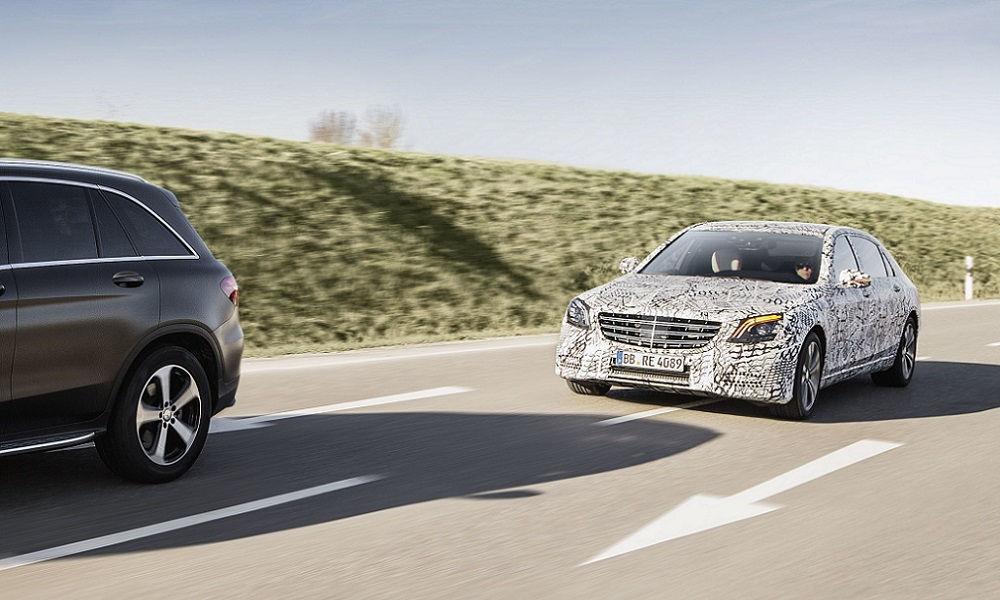 Photo of Nuova Mercedes-Benz Classe S Verso La Guida Autonoma