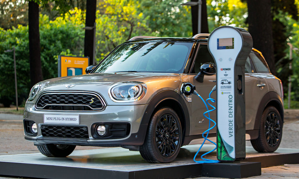 Photo of Repower Mini Countryman Plug-In Hybrid