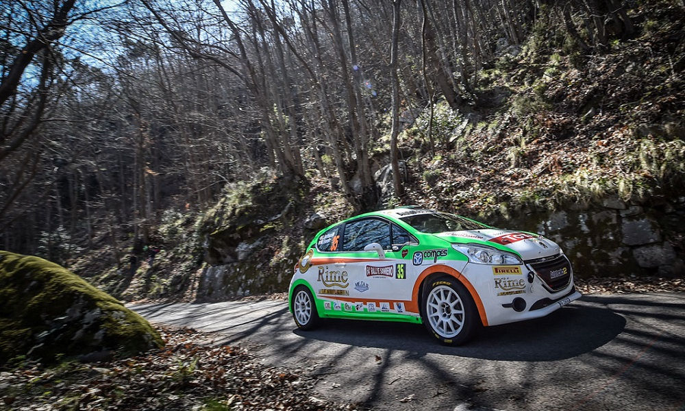 Photo of Peugeot Competition 208 Top Rally Sanremo
