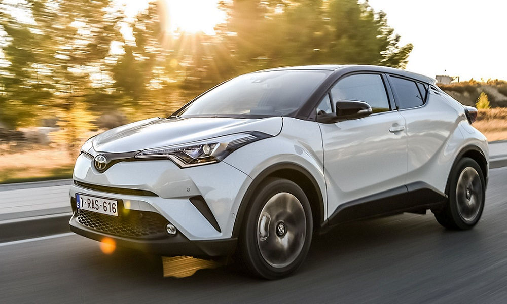 Photo of Toyota C-Hr Cambio Manuale
