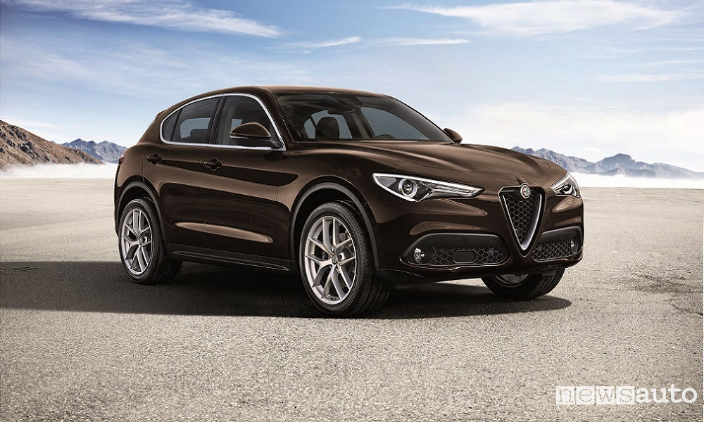 Photo of Alfa Romeo Stelvio 2.2 Diesel 180 Cv 4×4
