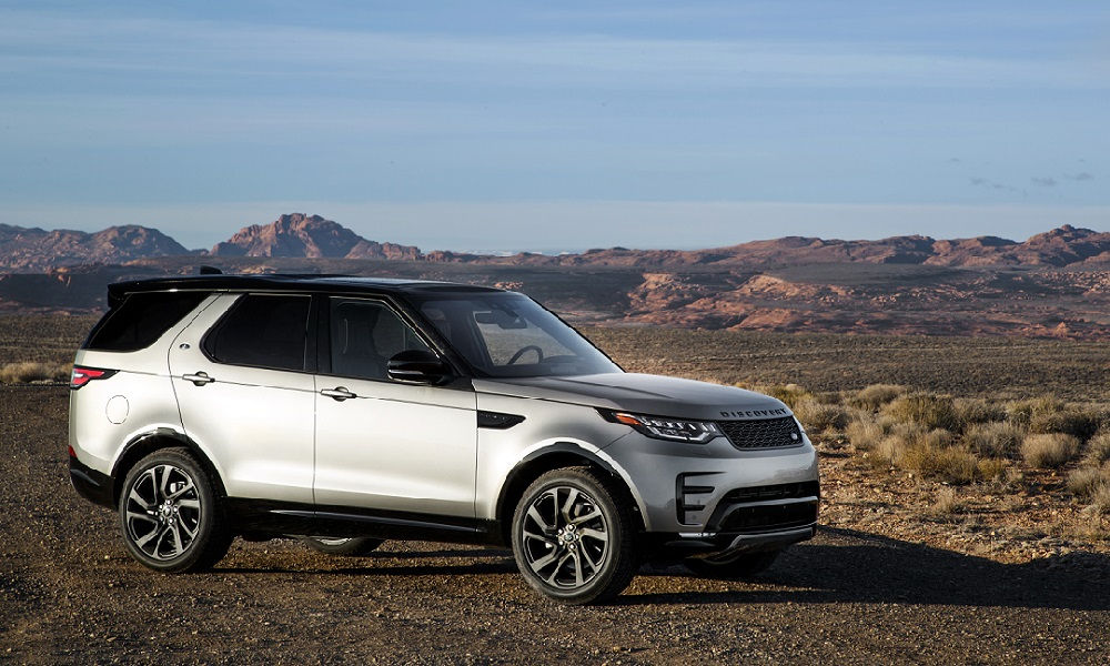 Photo of Nuovo Suv Land Rover Discovery