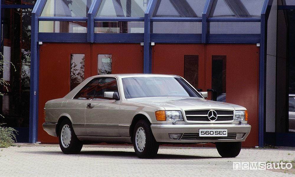 Mercedes-Benz Typ 560 SEC, Baureihe 126
