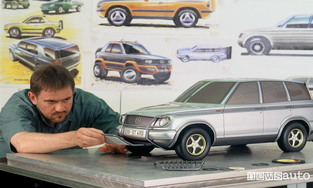 20 Jahre Luxus-SUV von Mercedes-Benz: Offroader für Alltag und Abenteuer