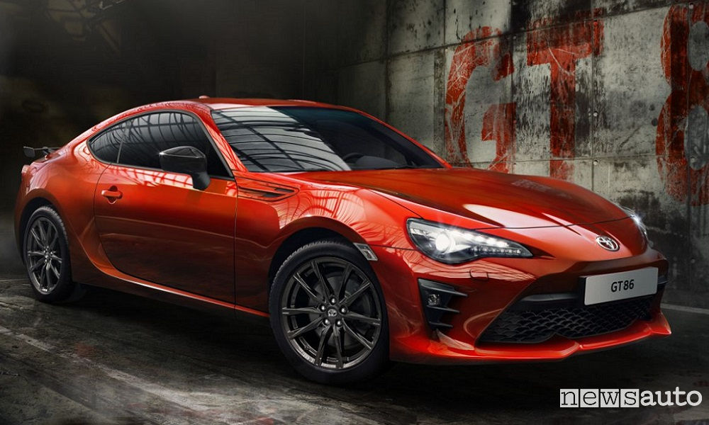 Photo of Toyota Gt86 Orange Limited Edition