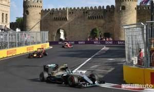 Orari Gp Azerbaijan F1 2021, diretta SKY e differita TV8
