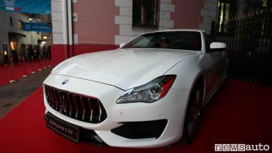 Photo of Maserati Alla Festa Della Repubblica Italiana In Russia