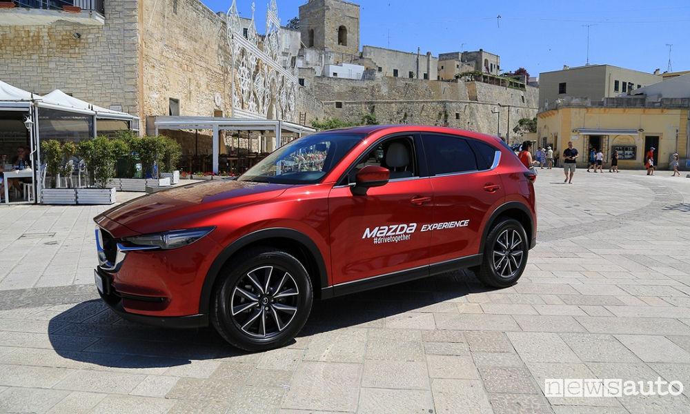 Photo of Mazda #drivetogether Experience Salento