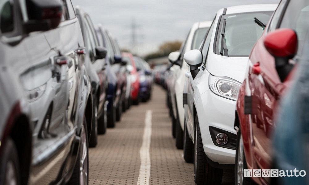 Tassa auto aziendali nuovi contratti Manovra 2020