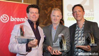 Photo of Parco Valentino Premi Car Design Award