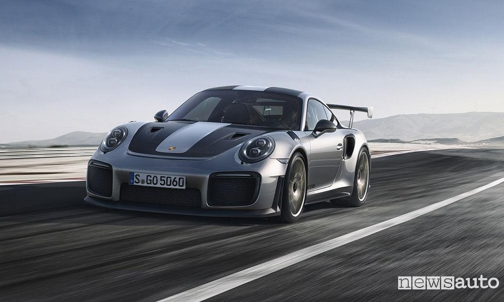 Photo of Porsche 911 GT2 RS 700 Cv