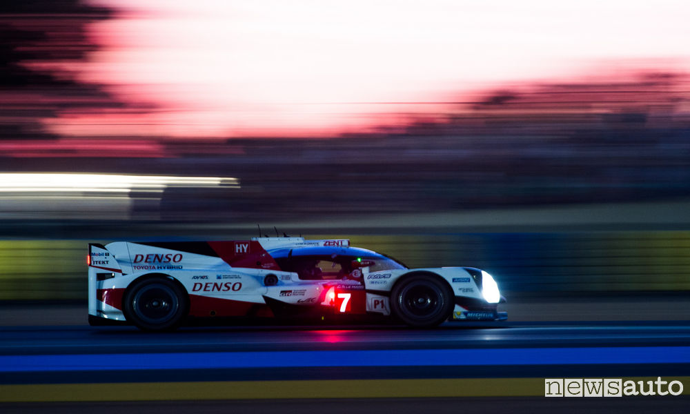 Photo of Video pole position 24 Ore Le Mans