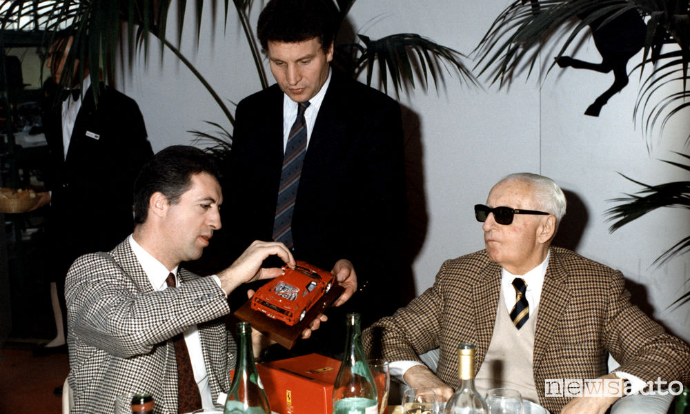 Photo of Enzo Ferrari, citazioni, massime e frasi celebri