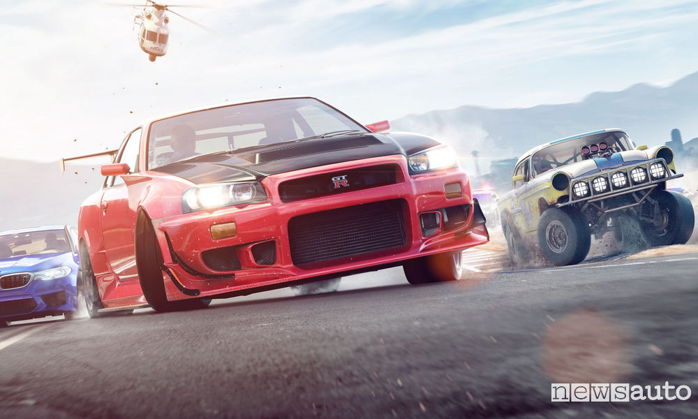 Photo of Gioco Need For Speed Payback