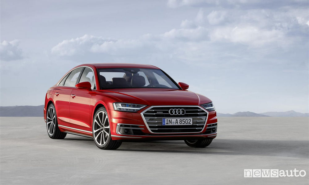 Photo of Nuova Audi A8