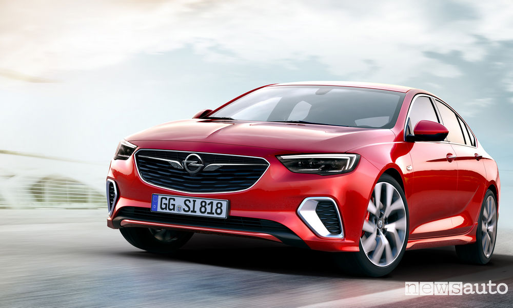 Photo of Opel Insignia GSi