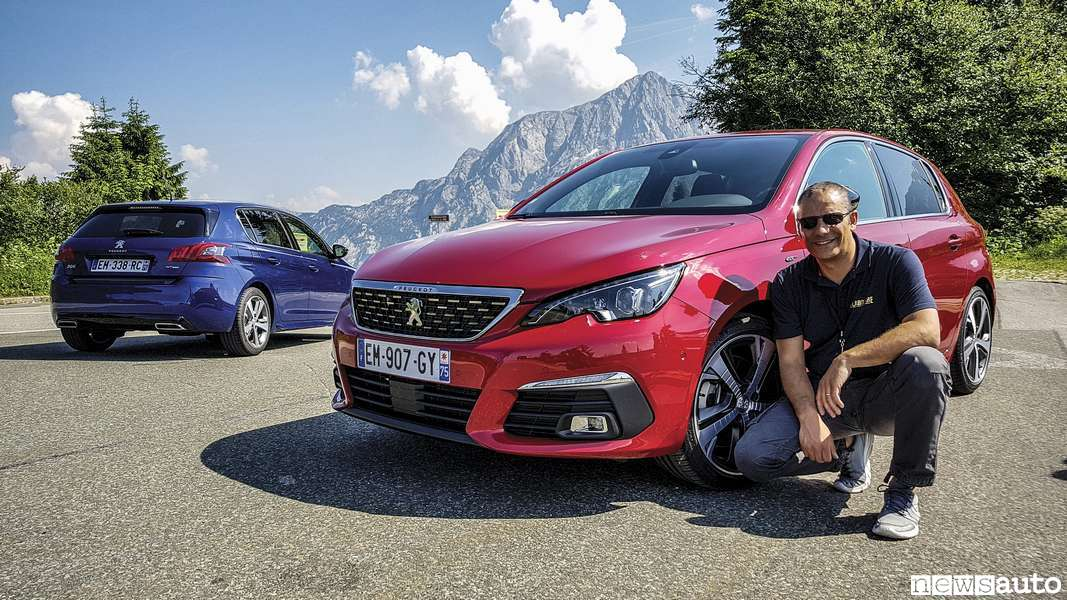 Photo of Primo Contatto Nuova Peugeot 308 GT Restyling 2017