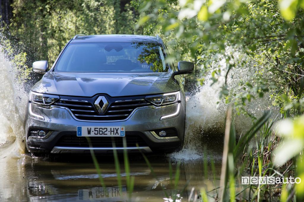Photo of Nuovo Renault Koleos Prova Primo Contatto