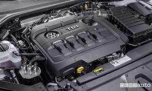 Volkswagen diesel TDI