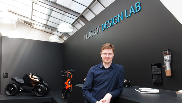 Photo of Peugeot Design Lab, studio di design a 360°