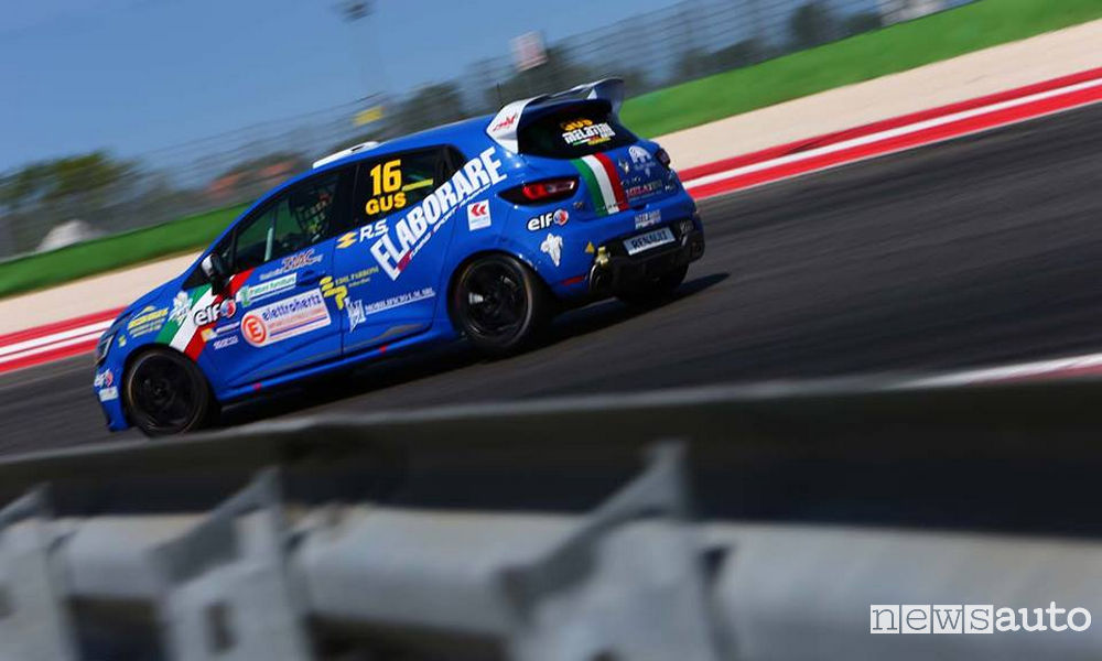 Photo of Clio Cup Italia Misano classifiche