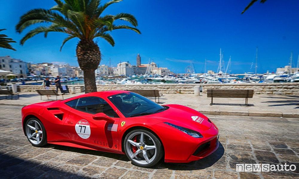 Photo of Foto Raduno Ferrari Cavalcade Puglia