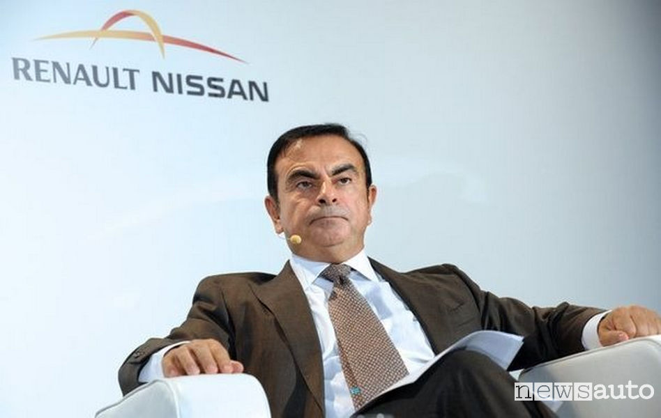 Carlos Ghosn Alleanza Nissan-Renault-Mitsubishi