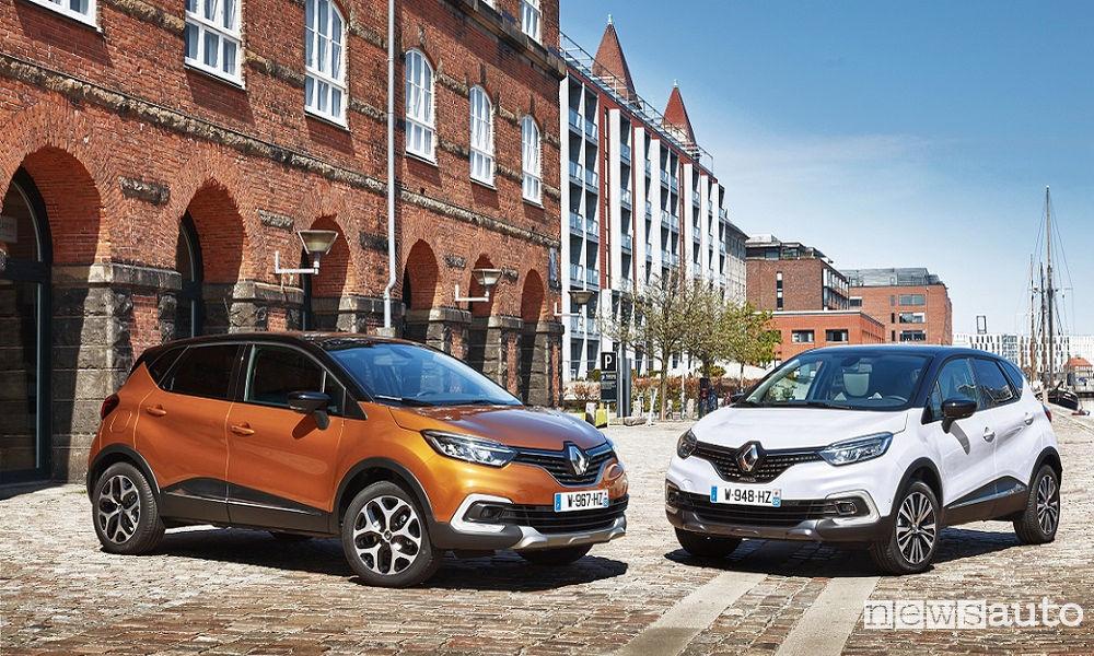 Auto diesel più vendute in italia Renault Captur