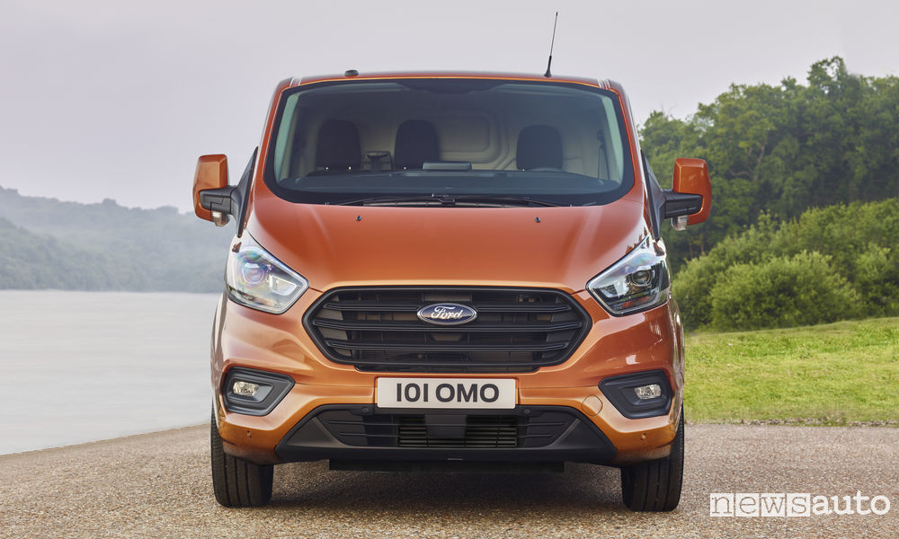 Photo of Tutte le foto del nuovo Ford Transit