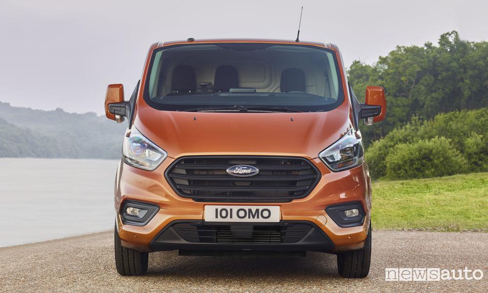 Photo of Tutte le foto del nuovo Ford Transit
