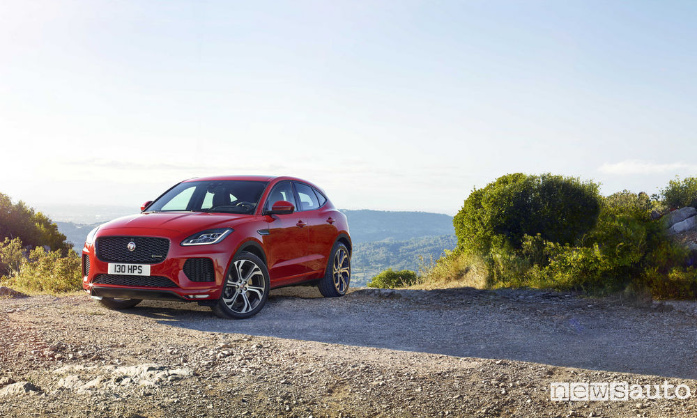 Photo of Tutte le foto del nuovo Jaguar E-Pace